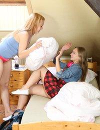Sweet lesbians